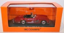Voitures, camions et fourgons miniatures rouge MINICHAMPS Roadster