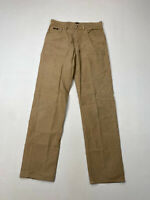 HUGO BOSS ARKANSAS CHINO Trousers - W32 L34 - Beige - Great Condition - Men's