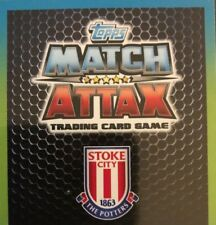 Match Attax TCG Choose One 2015/2016 Stoke City Card