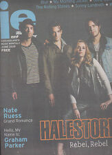 Illinois Entertainer Magazine June 2015 Halestorm Rolling Stones Blur