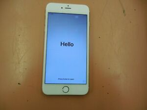 Apple iPhone 6 Plus - 32GB - SILVER  A1687 (CDMA+GSM) - NO POWER, AS-IS