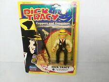 Playmates Toys Dick Tracy Coppers Gangsters Action Figure. Dick Tracy Nos Look!