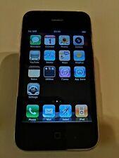 Apple Iphone 3G Black O2