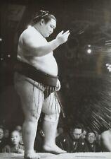 Werner Bischof Photo Print 21x30 Sumo Fighter Sumokämpfer Tokio Tokyo Japan 1951