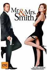 Mr & Mrs Smith (DVD, 2006)