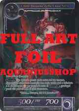 Force of Will Lilith Demone della Luna Nera TMS-073 ITA FULL ART FOIL Rara FOW D