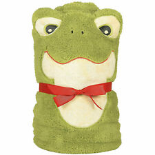 Department 56 Snowpinions Frog SnowThrow Blanket