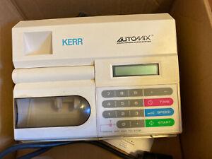 Kerr Automix Computerized Mixing Sysrtem
