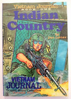 VIETNAM JOURNAL: BOOK ONE - INDIAN COUNTRY | TPB - (2009) | DON LOMAX | Z 1+  VF