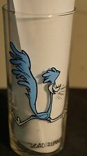 RARE 1973 Road Runner Warner Brothers PEPSI Collector Drinking GLASS