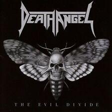 The Evil Divide +1 bonus track DEATH ANGEL CD ( FREE SHIPPING)