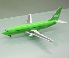 Inflight200 1/200 Zip Air Canada Boeing 737-200 C-GCPN Green diecast metal model