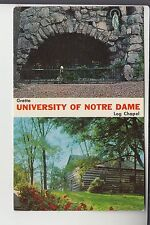 Chrome 2 Views University of Notre Dame Grotto & Log Chapel Notre Dame IN Ind