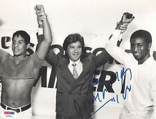 """Hector """"Macho"""" Camacho Authentic Autographed Signed 8x10 Photo PSA/DNA"""