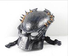 Alien vs Predator AVP Resin Mask Movie Props Halloween Cosplay Mask Collection