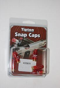 Battenfeld Tipton 40 S&W Set of 5 Nice Snap Caps