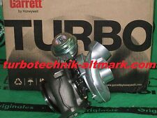 Original Garrett Turbolader MERCEDES Benz 3,2 L CDi 145kw 197Ps NEU A6130960199