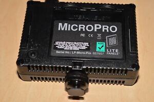 Litepanels MicroPro LED Light Excellent LED