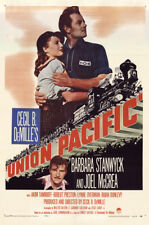 Union Pacific - 1939 - Barbara Stanwyck Joel McCrea Demille Vintage b/w Film DVD