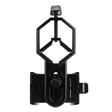 Universal Telescope Cell Phone Mount Adapter for Monocular Spotting Scop Adaptor