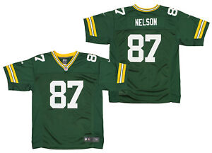 Nike NFL Youth (8-20) Green Bay Packers Jordy Nelson #87 Limited Jersey