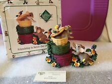 """Charming Tails """"Friendship Is Never Out Of Reach"""" Dean Griff Nib"""