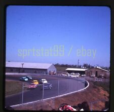 1971 Stock Car Racing - Vintage 35mm Race Slide