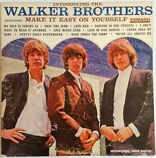 Introducing The Walker Brothers Make It Easy On Yourself MONO Smash 1965