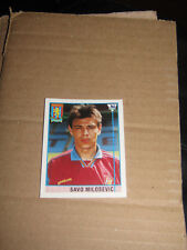Savo Milosevic sticker Merlin Premier League 96 471 1996 football Aston Villa