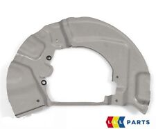 NEW GENUINE BMW 5 E60 FRONT BRAKE DISC BACK PROTECTION PLATE RIGHT O/S 6767648