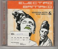 (HH271) Electro Bamako, Mamani Keita & Marc Minelli - 2001 CD
