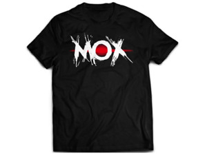 "Official NJPW New Japan Pro Wrestling John Moxley ""MOX"" T-shirt - New Japan Pro"