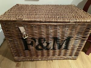 Fortnum and Mason Large Hamper  In Excellent Giftable Condition