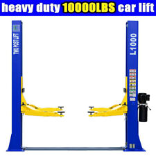 A++++10,000 LB L1000 2 Post Lift Car Auto Truck Hoist FREE SHIPPING