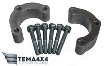 For Mitsubishi Pajero 3-gen front upper ball joint spacers 30mm lift kit