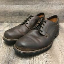 Timberland Torrance Men's Waterproof Brown Oiled Leather Oxford Shoes US 13 (M)