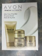 Avon Anew Ultimate Skin Care Trial Kit New with FULL SIZE EYE SYSTEM sealed box