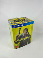 Cyberpunk 2077 Collector's Edition PS4/PS5 - ohne Spiel! GAME ARE MISSING!