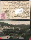 98527;Marienbad Kirchenplatz m. Hotels 1908