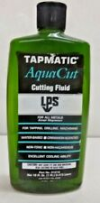NEW!! LPS TAPMATIC 16 OZ SQUEEZE BOTTLE AQUACUT CUTTING FLUID