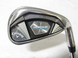 Used RH Callaway Rogue X Single 6 Iron - Regular Flex Steel