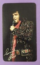 Elvis Presley RCA Pocket Calender 1977