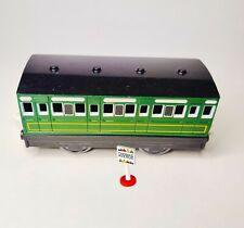 Thomas & Friends TrackMaster Green Emily's Passenger Coach Train Car Tomy 2002