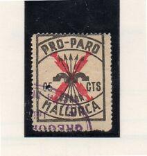 España Locales Guerra Civil Pro Paro Mallorca serie F (DI-907)