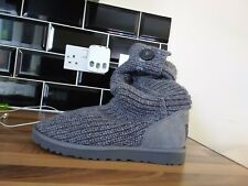 Ladies Uggs Boots knitted Size Uk 6.5,,genuine