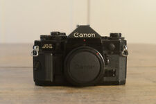 Canon A1 SLR Camera. 35mm Film Camera.