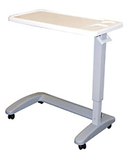 Lightweight Carex Overbed Table Easy to Eat, Write or Do Projects In Bed/Chair