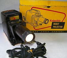 Vintage Kodak Kodaslide Merit Projector Working