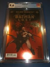 Batman Lost #1 CGC 9.6 NM+ Beauty Wow