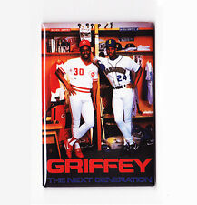 KEN GRIFFEY / NEXT GENERATION - COSTACOS BROTHERS POSTER MAGNET nike mlb vintage